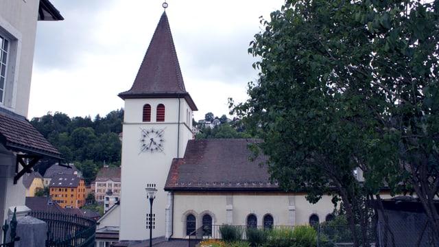 Video «Römisch-katholischer Gottesdienst aus Le Locle / NE» abspielen