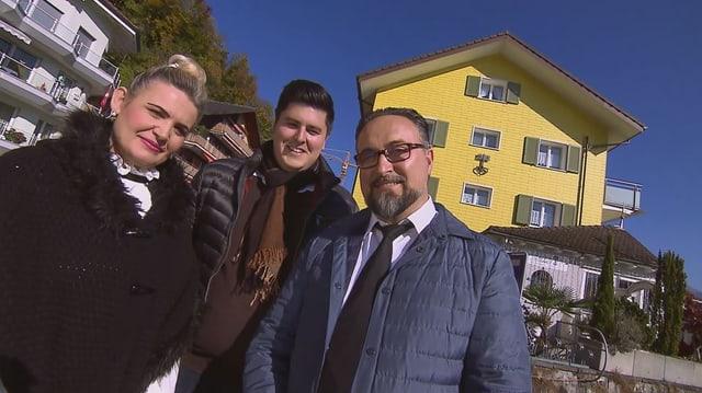 Video «Zentralschweiz – Tag 3 – Seerestaurant Schlüssel, Ennetbürgen» abspielen