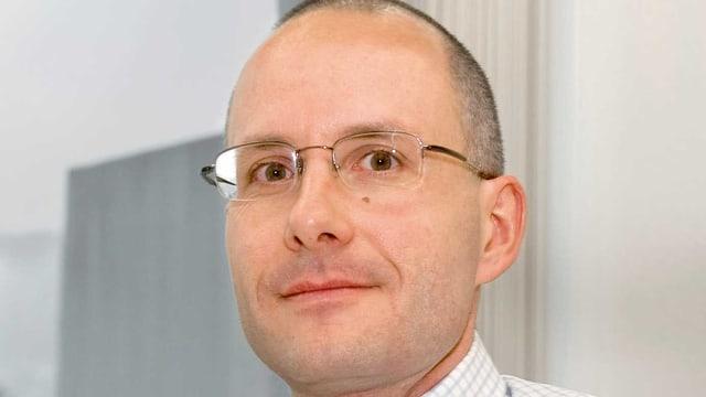 Ombudsmann Oliver Sidler