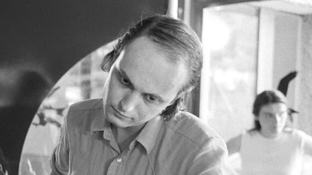 Regisseur Bernhard Giger