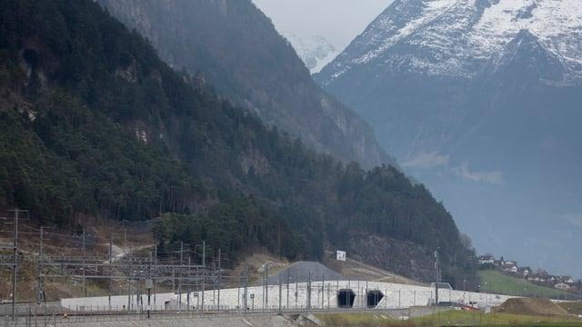 Gotthard-Nordportal