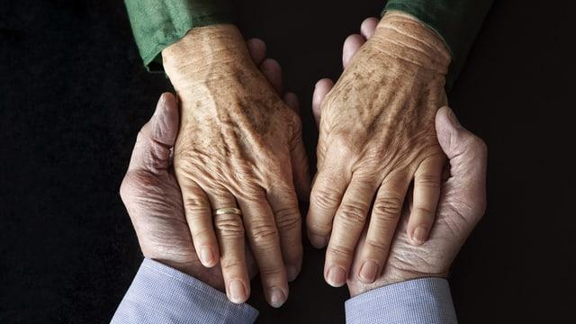 Alte Hànde in jüngeren Händen