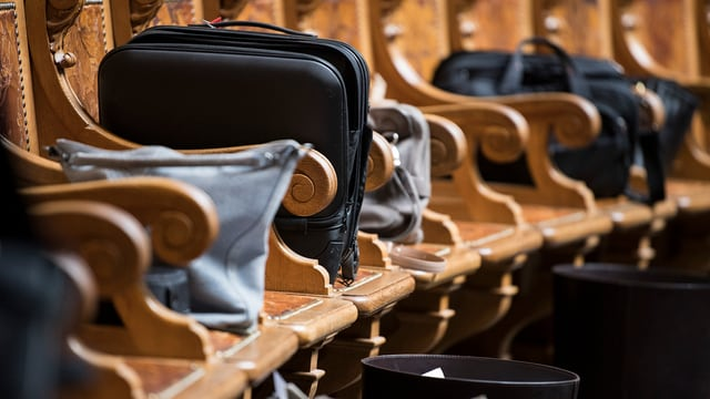 Sitze im Nationalrat