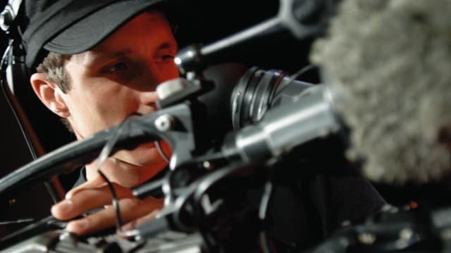 Christian Witschi filmt bei den Formel-1-Rennen seit rund einem Jahr für SRF.