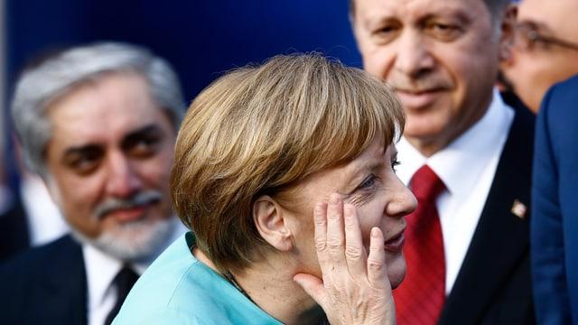«Türkei stützt Terroristen»