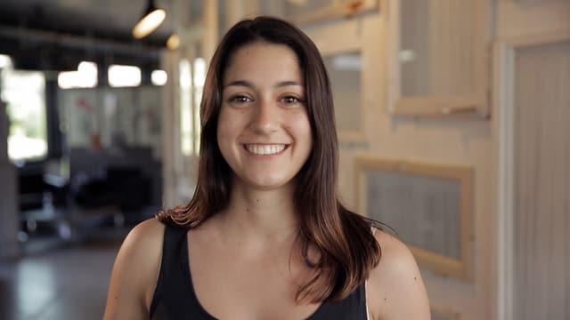 Video «Berufsbild: Polydesignerin 3D EFZ» abspielen