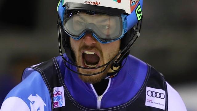 Luca Aerni schaffte es aufs Podest.