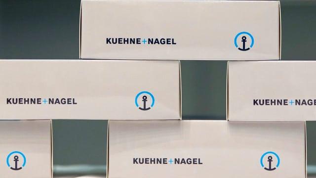 logo da Kühne+Nagel