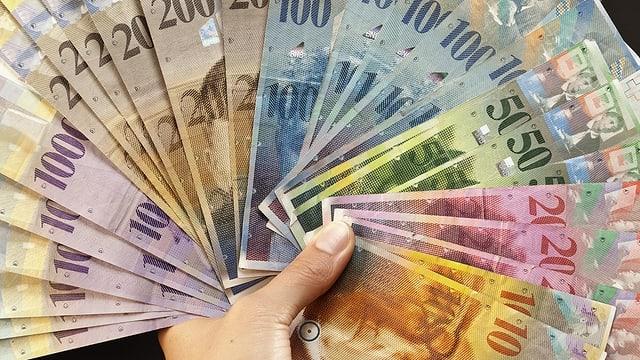 Bancnotas en in maun