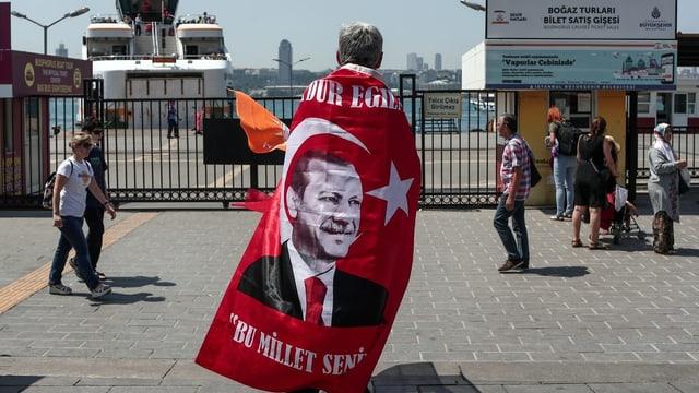 Wiederholung auf Geheiss Erdogans