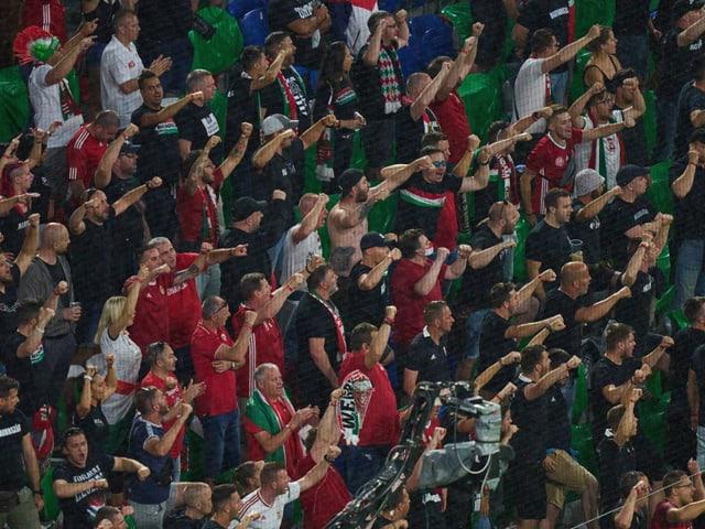 Ungarn-Fans