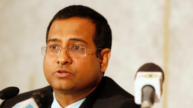 Ahmed Shaheed.