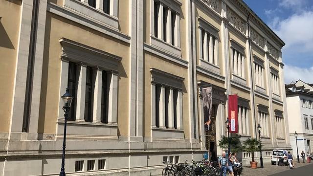 Der Berri-Bau an der Augustinergasse