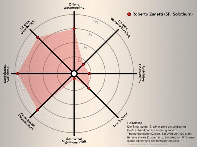 Smartspider von Roberto Zanetti