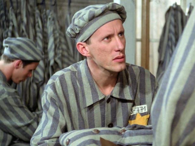 Ein KZ-Häftling in der TV-Serie «Holocaust»