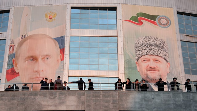 Video «Grozny Blues - absurde Normalität nach den Kriegen» abspielen
