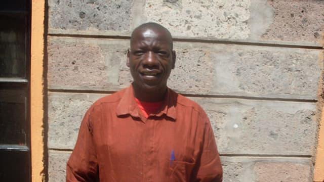 George aus Nairobi, Kenia
