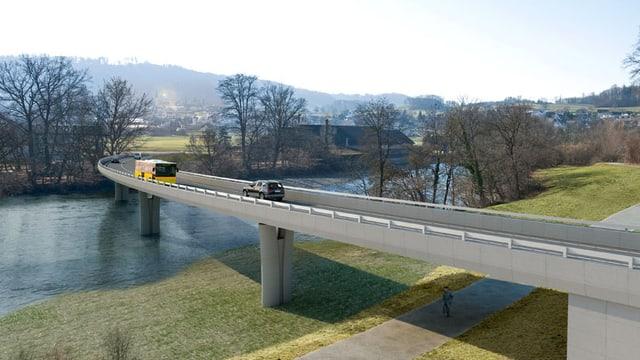 Umfahrungsbrücke