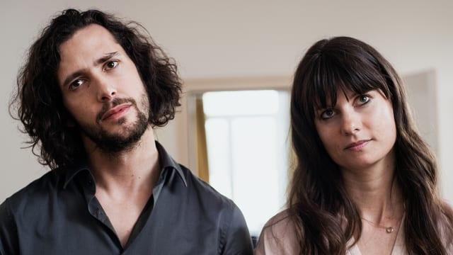 Nicola Mastroberardino (Gianni) und Vera Bommer (Nele).