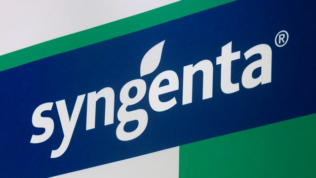Logo von Syngenta