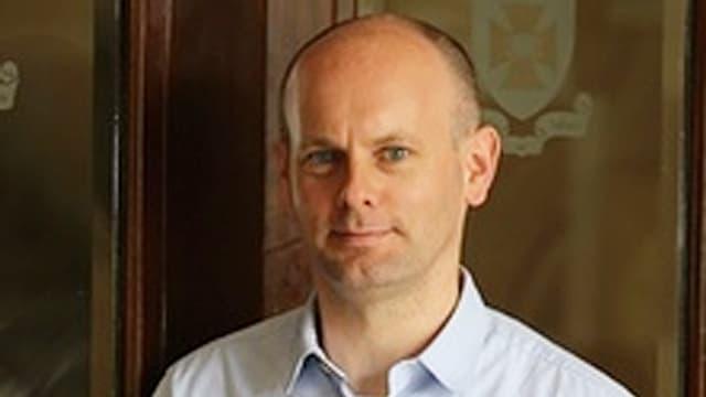 Porträt Andreas Schloenhardt.