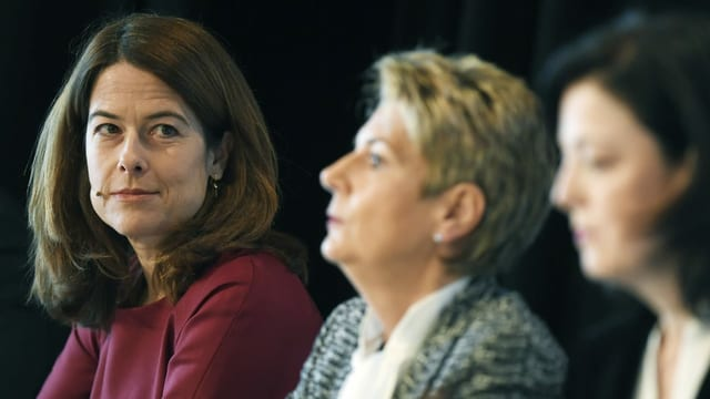 Gössi wünscht sich kämpferische FDP