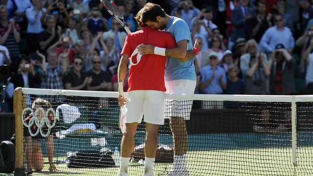 Federer und Del Potro loteten an der Olympiade 2012 ihre körperlichen und mentalen Grenzen aus.