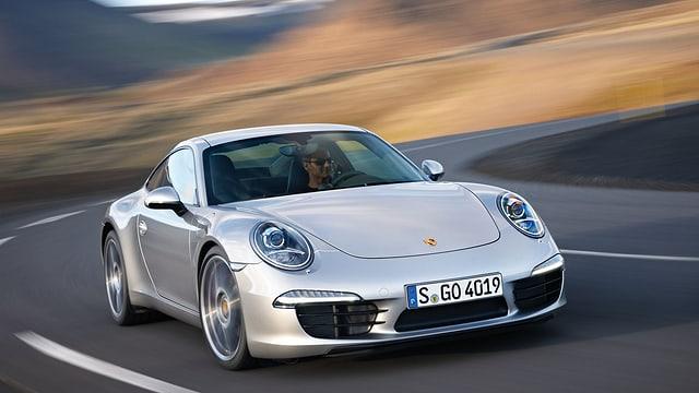 Das Porsche-Modell 911.