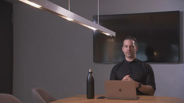 App-Entwickler und Minimalist: Cédric Waldburger besitzt nur noch 64 Gegenstände