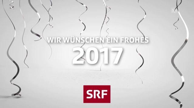 Video «Jahresübergang 2016-2017» abspielen