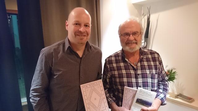 Manfred Veraguth e Johann Clopath