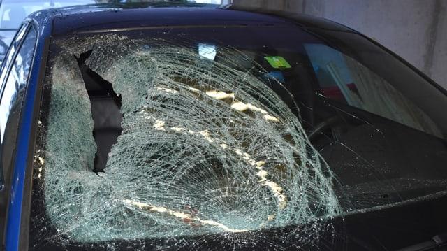 Auto dal accident.