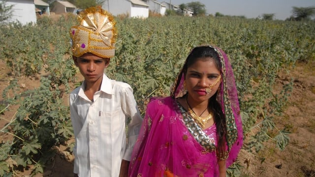 Verheirate Kinder.