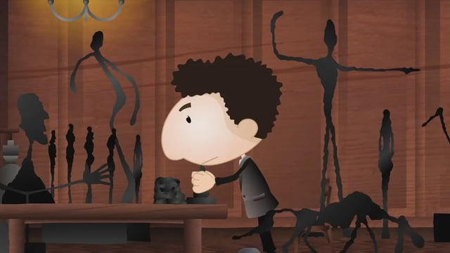 Video «Helveticus: Alberto Giacometti (23/26)» abspielen