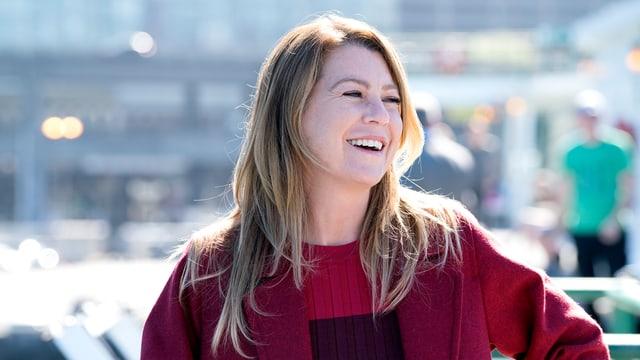 Ellen Pompeo als Meredith Grey.