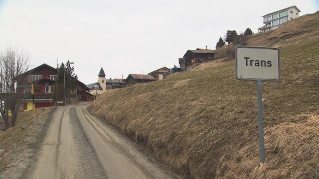 Tràn/Trans en Tumleastga