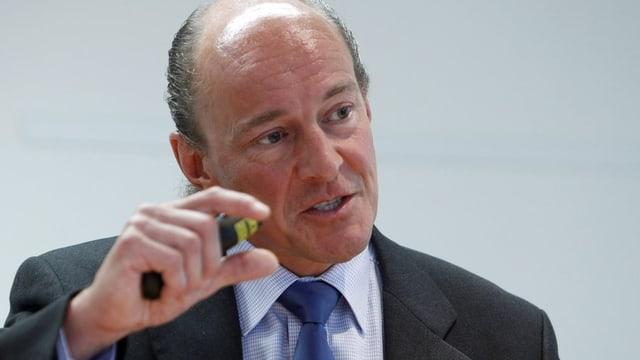 CEO Damian Henzi, Hochdorf Gruppe
