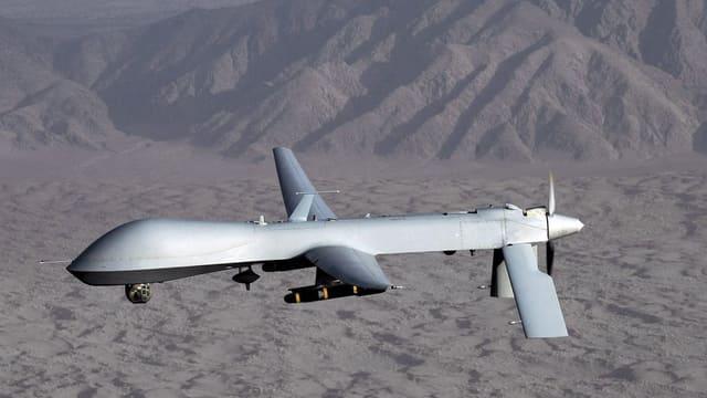drona che sgola