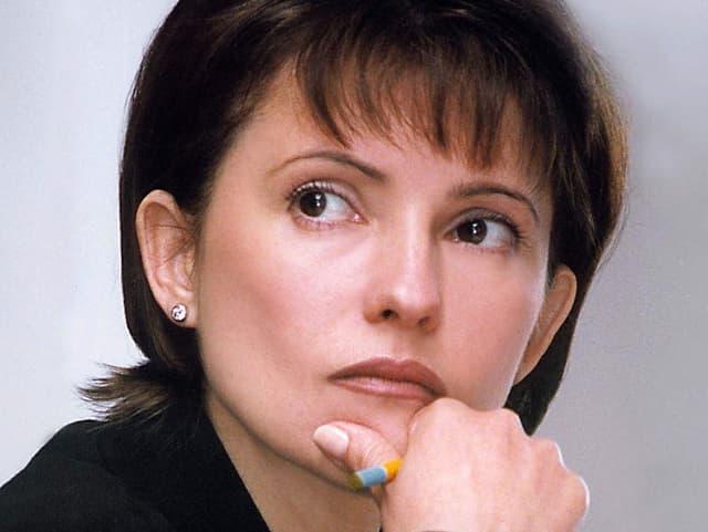 Timoschenko in den 90er-Jahren.