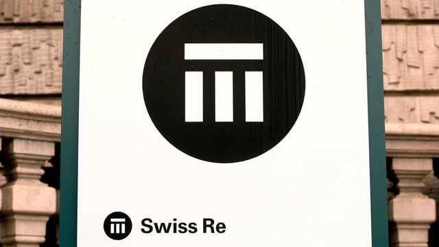 Logo da la Swiss Re