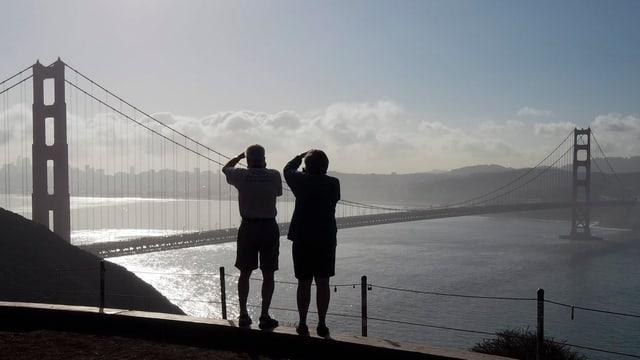 «Sanctuary Cities» wie San Francisco lassen sich bei der Einwanderung nicht von Washington dreinreden.