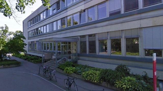 Gebäude Universität Bern von aussen