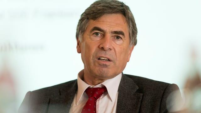 Christoph Eymann.