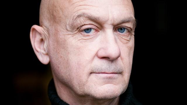 Portrait des Theatermachers Michael Elber