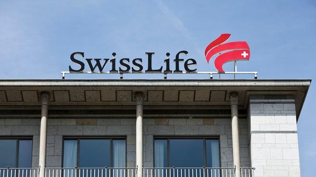 La sedia principala a Turitg dal concern d'assicuranzas da vita Swiss Life.