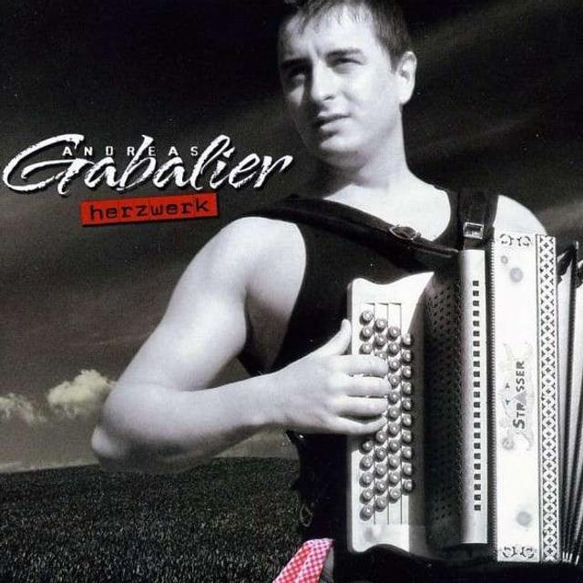 CD-Cover «Herzwerk» von Andreas Gabalier.