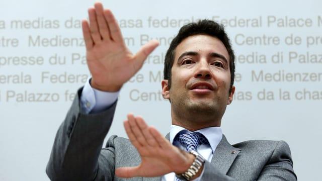 Andrea Caroni (FDP/AR).