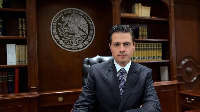 Il president mexican, Enrique Peña Nieto.