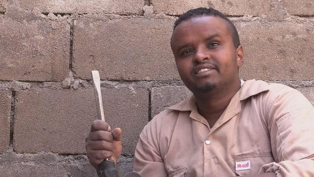 Video «Dank Jamal können Patienten operiert werden» abspielen