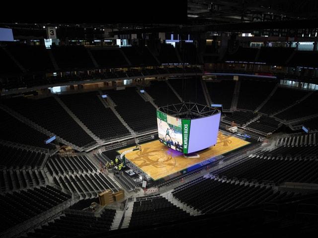 Die NBA hatte den Betrieb wegen Protesten gegen Polizeigewalt ausgesetzt.